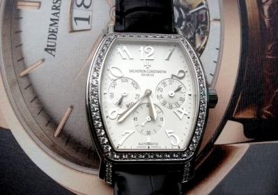 解读镶钻石手表离不开的三大元素