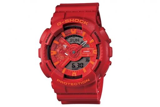卡西欧G-Shock 2013夏季新款系列手表