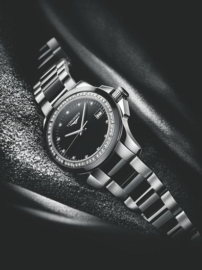 浪琴表康卡斯女装钻石手表.jpg