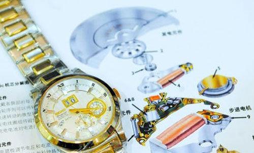 金属表带的类型和怎样做保养清洁