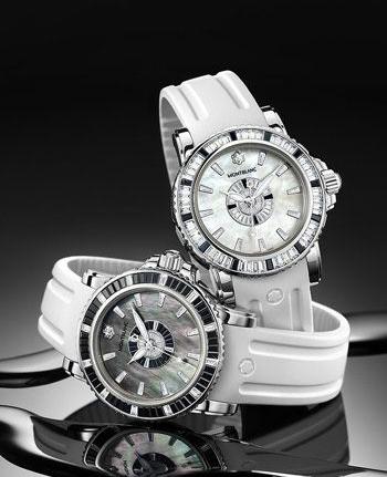 钻石情人的灵魂呵护:钻石腕表的保养