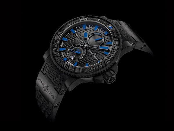 雅典新款「Black Sea」潜水腕表