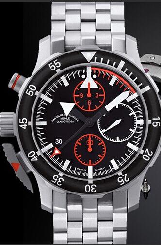 格拉苏蒂•莫勒(Muehle-Glashuette) S•A•R特种部队空中救援计时器