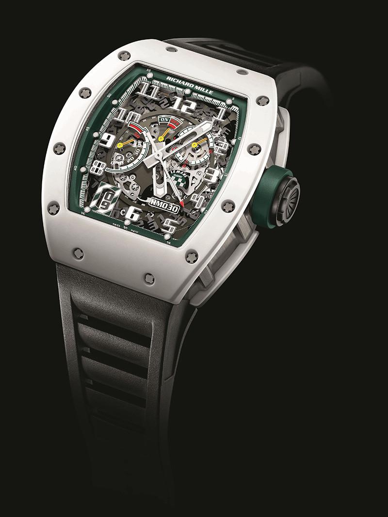 理查德·米勒RM 030 Le Mans Classic限量腕表 致敬勒芒经典车赛