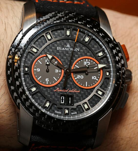 高端赛车最搭配的宝珀腕表,限量发售让人爱不释手