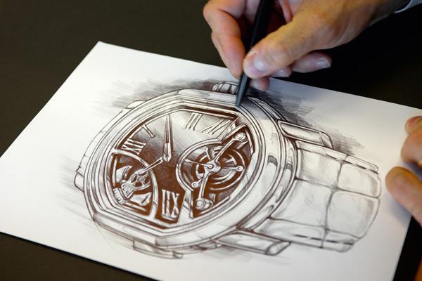 宝格丽手表的制作过程