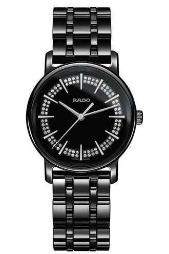 雷达表推出全新钻霸系列高科技陶瓷腕表