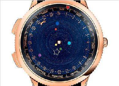 Midnight Planétarium 诗意复杂功能腕表