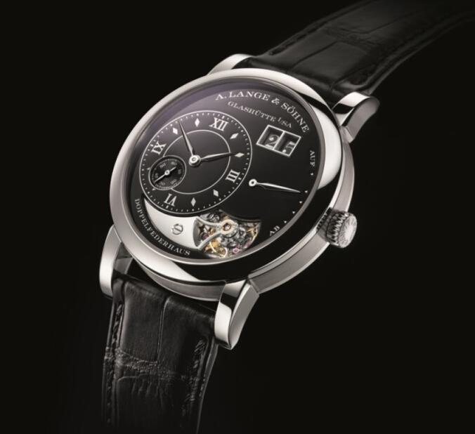 商务休闲之选:朗格庆祝品牌标志之作面世20周年的限量版腕表