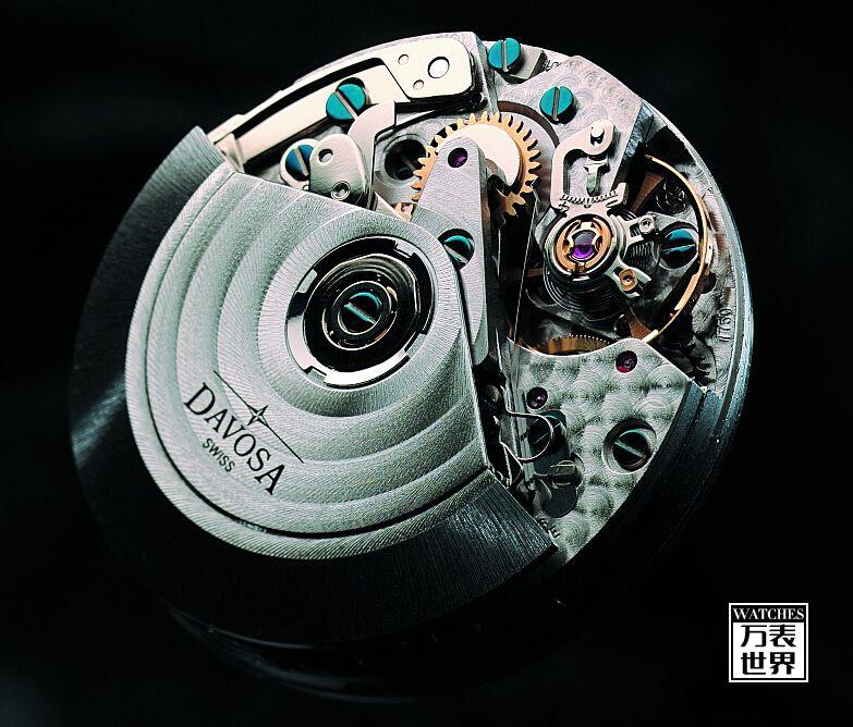 历史上最经典四大计时码表机芯