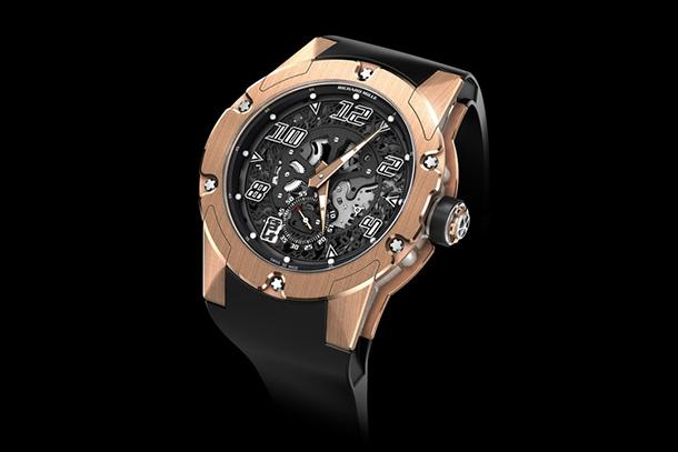 乐适运动表:理查德米勒RM 33-01自动上链腕表