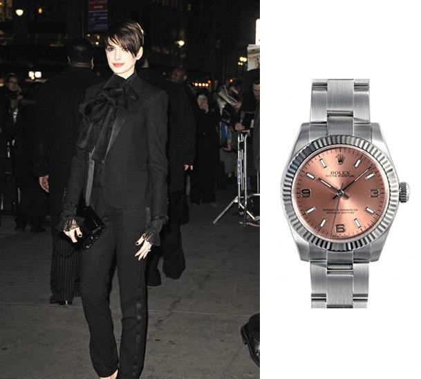 职场中性风就戴款男女通吃的腕表