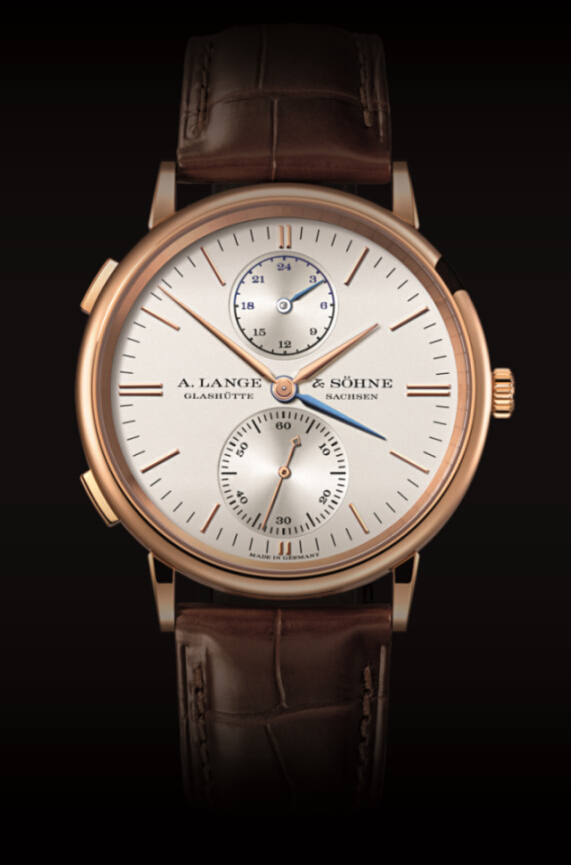 朗格Saxonia经典腕表中的全新设计语言