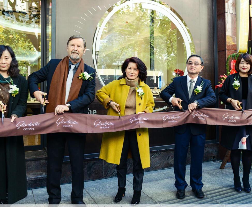 德国风格受欢迎,格拉苏蒂原创在上海开第3家店