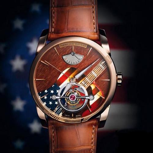 岁月痕迹 木质工艺腕表的时间纹理