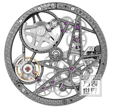 鹰扬建筑美学,扛鼎精湛机械          亘古恒远的时光,钟表在周而复始