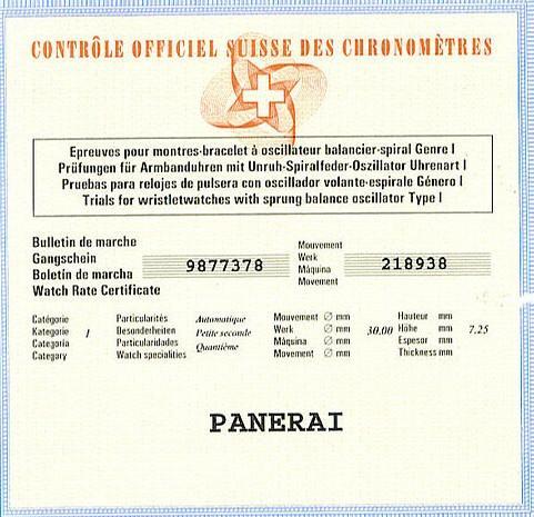 天文台认证COSC_天文台认证手表怎么样、知识讲解
