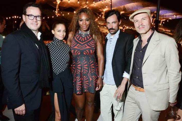 爱彼时计喜悦宣布塞蕾娜·威廉姆斯成为最新品牌挚友