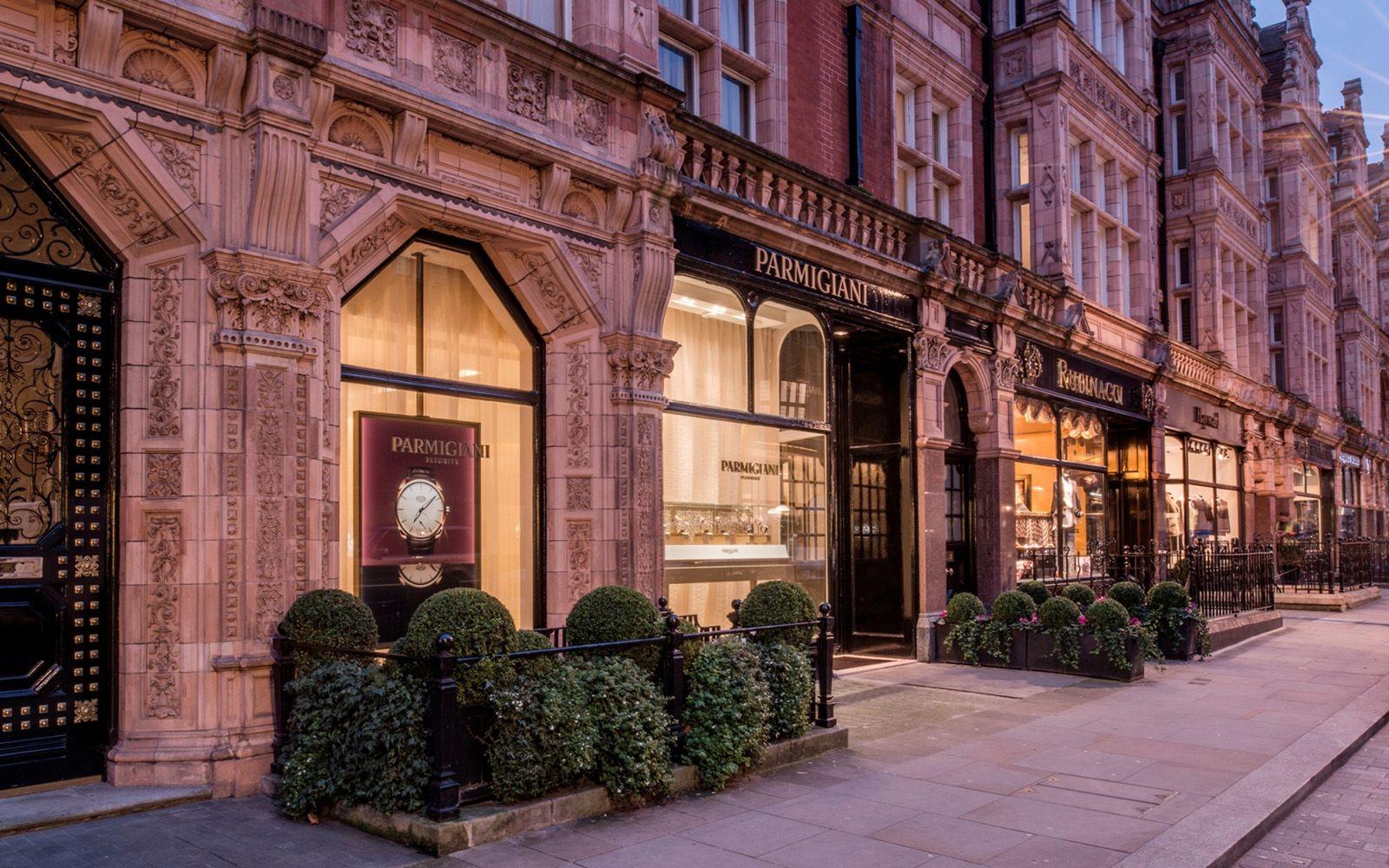 帕玛强尼第一家欧洲工作室亮相伦敦