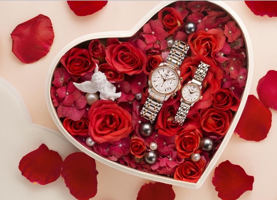 恋恋时光,钟情对表,浪琴表甄选时计献礼温馨情人节