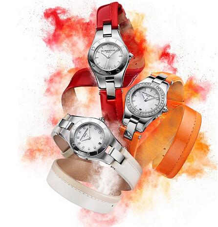名士灵霓系列女装腕表