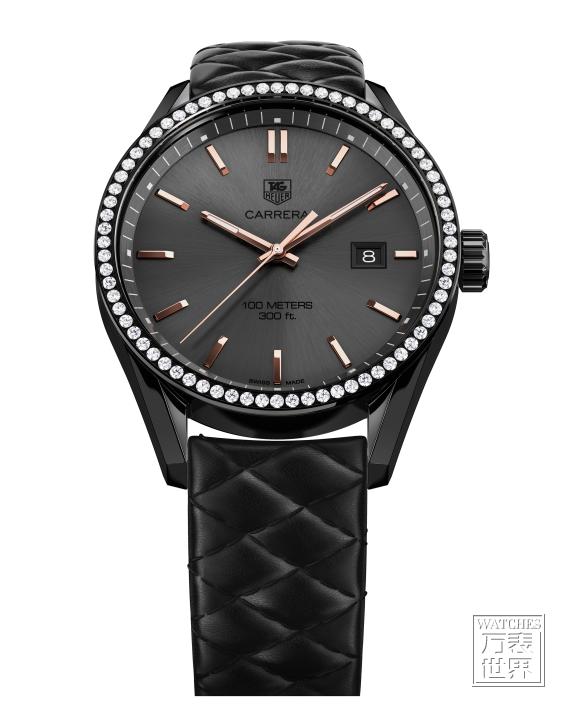 泰格豪雅推出新形象大使特别款腕表