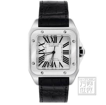 卡地亚山度士手表,成熟魅力之典范