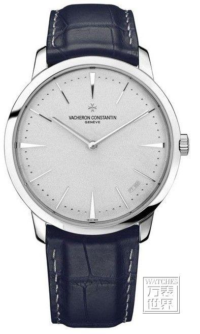 江诗丹顿传承系列价格怎么样?三款经典男式手表介绍