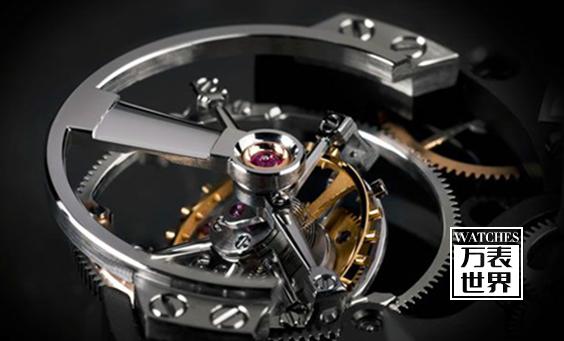 陀飞轮是瑞士钟表大师路易·宝玑先生在1795年发明的一种钟表图片