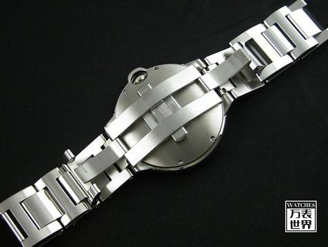 卡地亚手表表带怎么扣