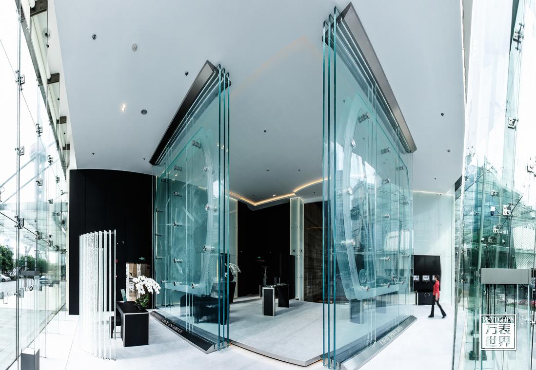 RICHARD MILLE上海国金中心旗舰店开业,致力于为顾客提供更优质服务