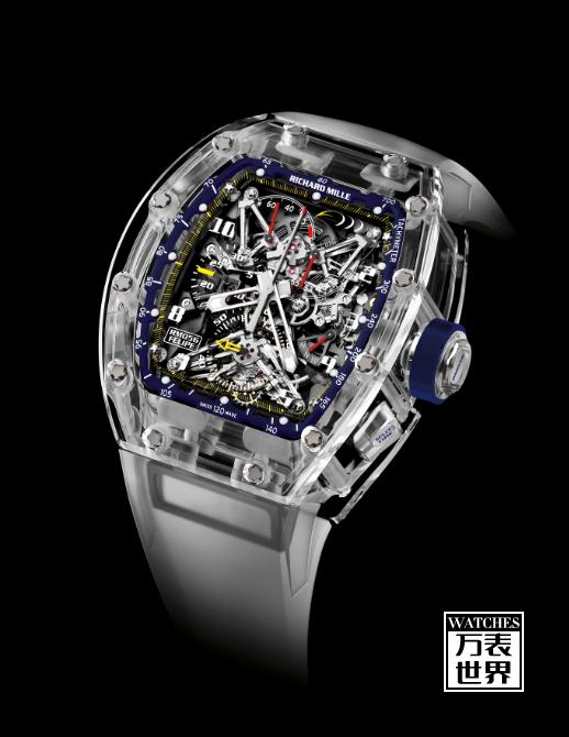 纪念与菲利普•马萨(Felipe Massa) 合作10周年,RICHARD MILLE推出两款限量腕表