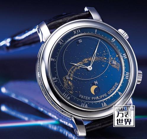 世界上最好的手表,腕中经典,世界之巅