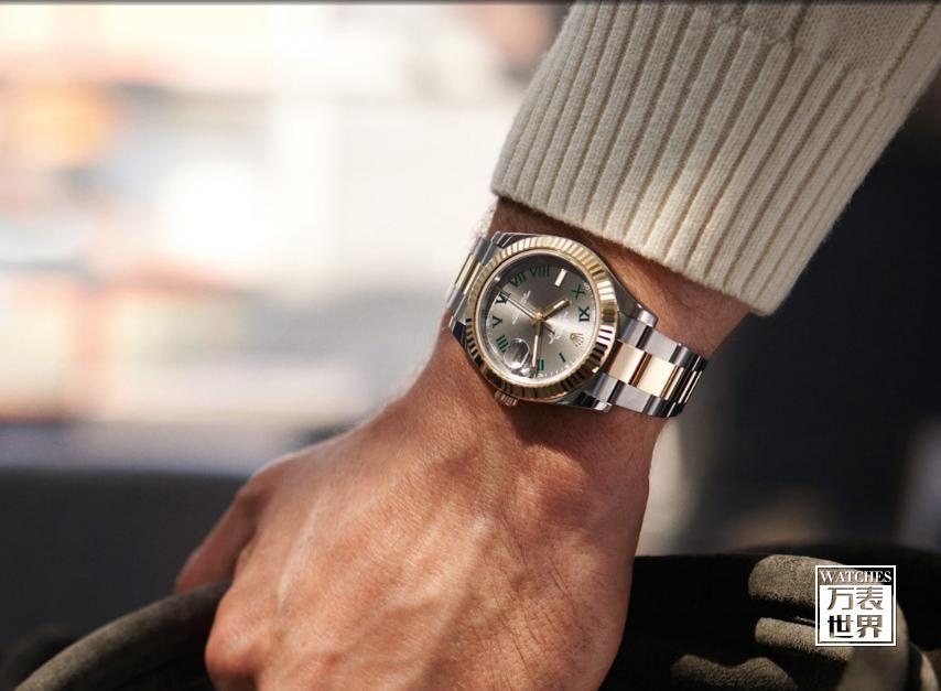 手表应该戴在哪个手上,戴表有讲究