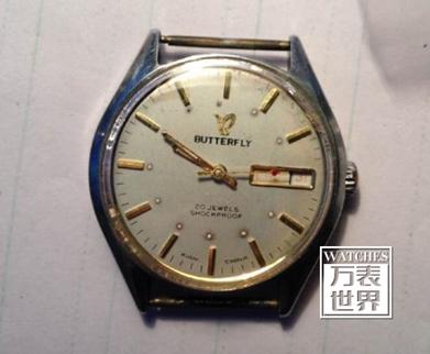 蝴蝶手表,陕西西安蝴蝶手表介绍