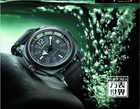 手表100米防水是什么概念,100米防水手表是什么意思