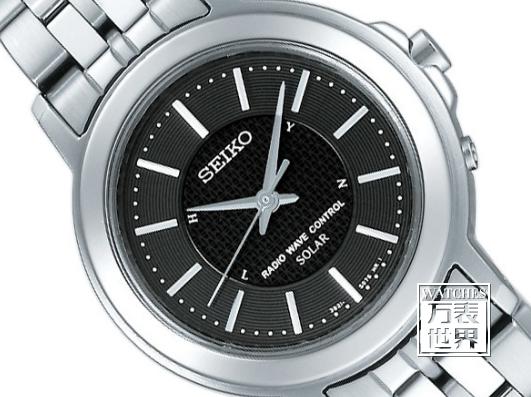 seiko手表怎么调时间 精工手表时间怎么调