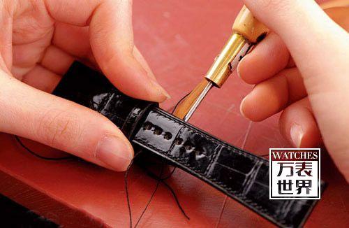 浪琴手表表带怎么拆 浪琴手表表带如何拆卸