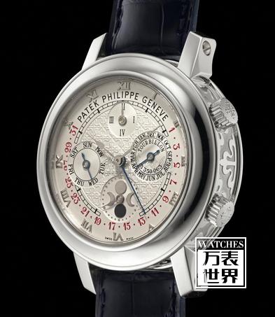 万年历手表价格 万年历手表款式推荐