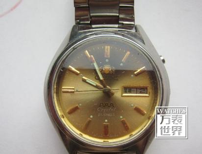 老双狮手表值多少钱?老双狮手表的价格