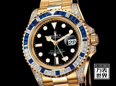 劳力士手表回收价格 二手劳力士手表哪里有回收
