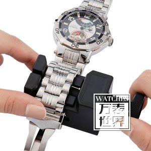手表如何换表带 手表换表带教程及工具
