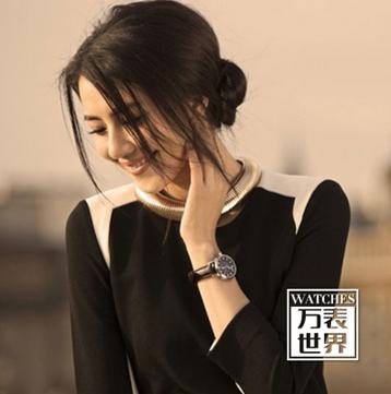 女人手表带哪只手,女人戴手表常识