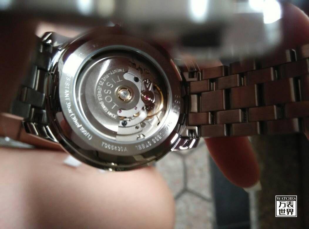 天梭手表后盖怎么打开?天梭手表打开的方法是什么