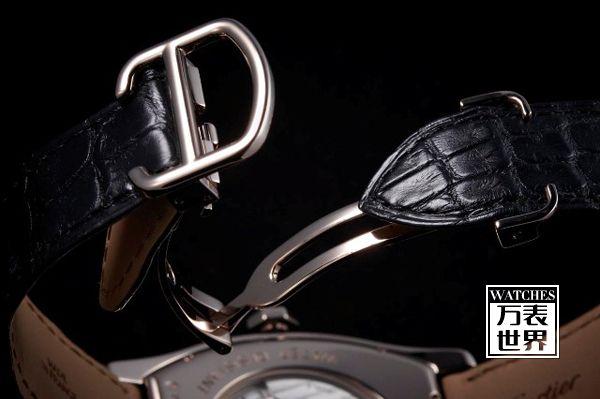 卡地亚表带怎么扣视频,卡地亚手表表带扣法说明