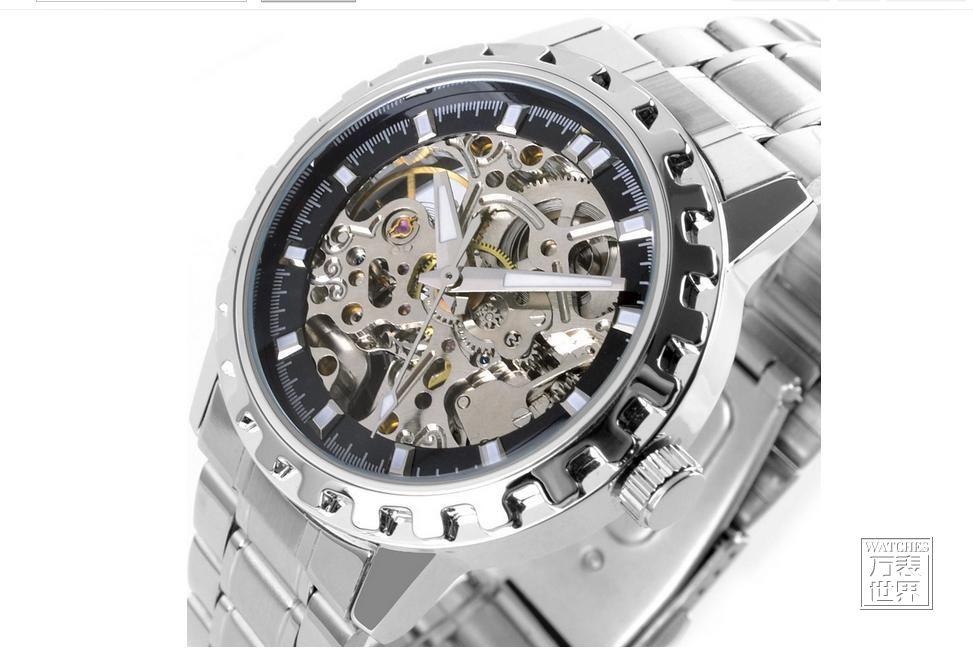 自动机械手表调日期方法