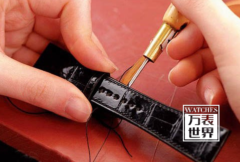 皮表带怎么拆 皮表带的手表拆装方法
