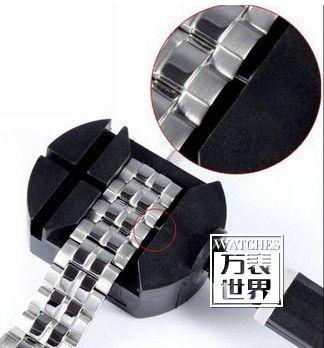 手表如何正确换表带方法