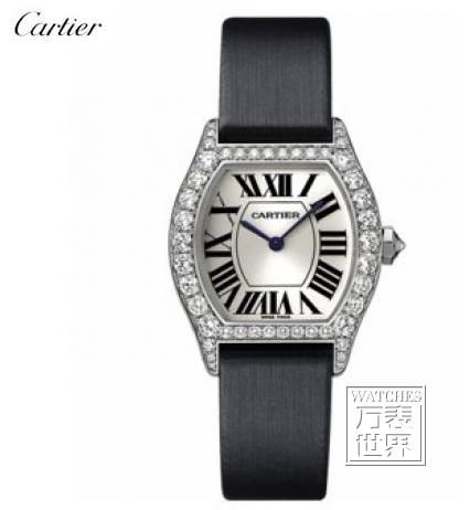 卡地亚镶钻手表价格 卡地亚镶钻手表推荐