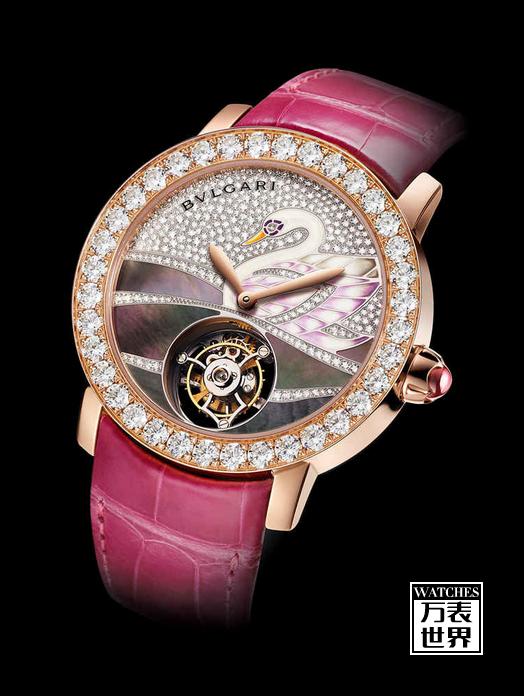 宝格丽推出大复杂腕表,将工艺与美学超凡结合